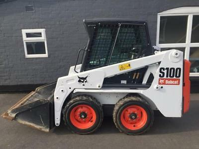 2016 Wheels Skid Steer Loader Bobcat