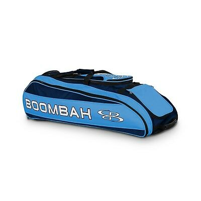 (Columbia/Navy) - Boombah Beast Baseball / Softball Bat Bag - 100cm x 36cm x