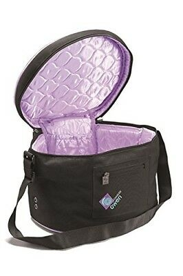 Charles Owen - Riding Hat Bag Black/Purple. Shipping Included