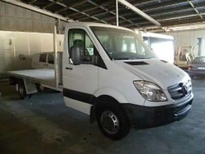 10/2012 MERCEDES BENZ SPRINTER 516cdi,2.1Ltr T/DIESEL,AUTOMATIC, LWB CAB/CHASSIS
