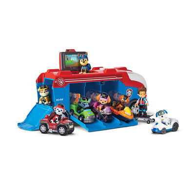 PAW Patrol Mission adventure Cruiser- Robo Dog - Kids Toy Christmas Gift