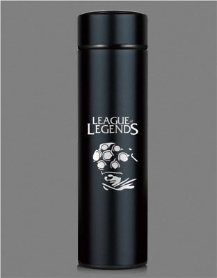Popular League of Legends Game Water Bottle Stainless Steel Thermos Vacuum Cup