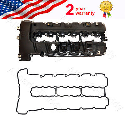 For BMW N54 F02/E70 3.0L Engine Cylinder Head Top Cable Valve Cover 11127565284