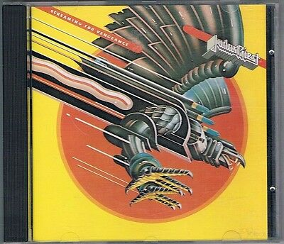 Judas Priest - Screaming For Vengeance C.d