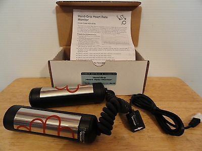 Vernier Hand-Grip Heart Rate Monitor HGH-BTA TESTED Excellent Condition