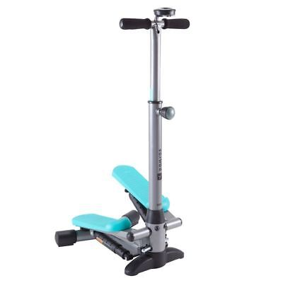 Comfort Mini Stepper Green Workout Fitness Machine Stair Steps DOMYOS Training