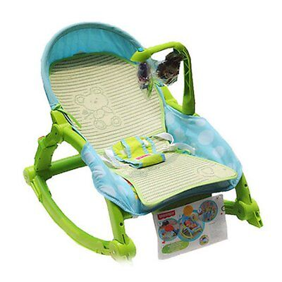 Exquisite Three-rocking Chair Baby Stroller Mat Child Car Seat Pad