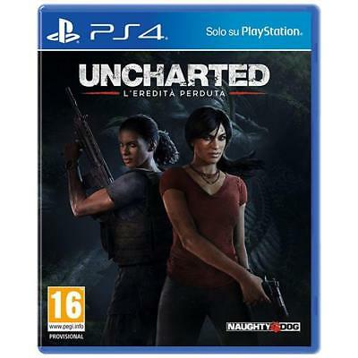 SONY PS4 - Uncharted: L'Eredita' Perduta