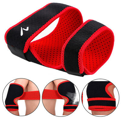 1PC Tennis Elbow Support Brace Golfer's Strap Epicondylitis Lateral Pain Gym US8