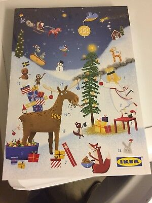 5 x neu ikea adventskalender inkl gutscheine eur 90 00 picclick de. Black Bedroom Furniture Sets. Home Design Ideas
