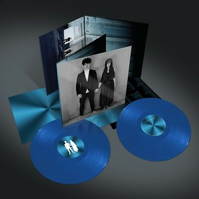 U2 - Songs Of Experience (2LP 180g Cyan Vinyl+mp3 Limited Edition)