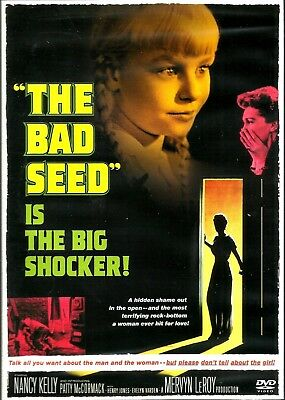 The Bad Seed. Classic Horror. Brand New In Shrink!