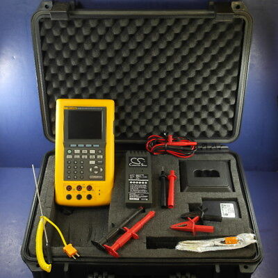 Fluke 741b DPC Documenting Process Calibrator, Excellent Condition, Hard Case
