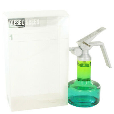GREEN MASCULINE 75ml EDT SPRAY FOR MEN ----------------------- BRAND NEW PERFUME