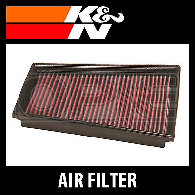 K&N High Flow Replacement Air Filter 33-2849 - K and N Original Performance Part