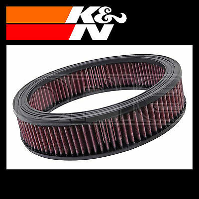 K&N E-1300 High Flow Replacement Air Filter - K and N Original Performance Part