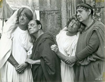 BUSTER KEATON - A Funny Thing Happened on the Way to the Forum-VINTAGE PHOTO #5