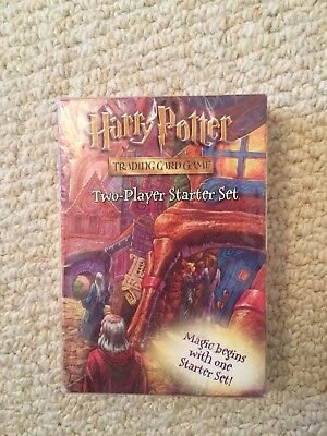 Harry Potter Trading Cards Starter Set - RARE AND UNOPENED