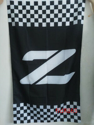 car racing banner for Nissan Datsun Z Flag 3x5ft free shipping outdoor decor