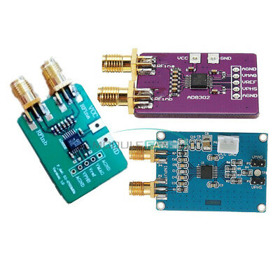 AD8302 Detector Module Amplitude Bandwidth Phase RF IF 2.7GHz Phase Detection