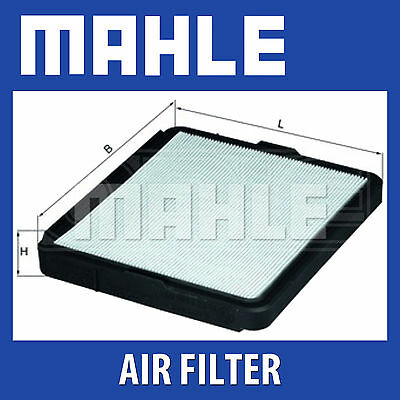 Fits BMW 520 Genuine Part Mahle Air Filter LX944 525 530 E60