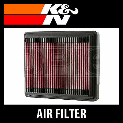 K&N High Flow Replacement Air Filter 33-2081 - K and N Original Performance Part