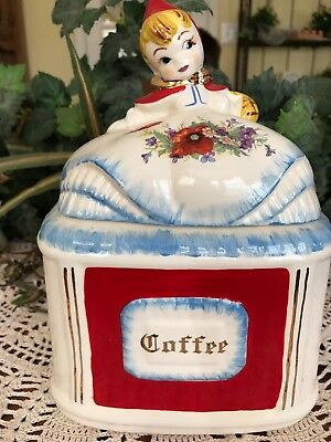 Repo Red Riding Hood Coffee Canister
