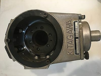 Kitagawa Hydraulic Cylinder Actuator F1243H. Fully Rebuild Unit With Exchange