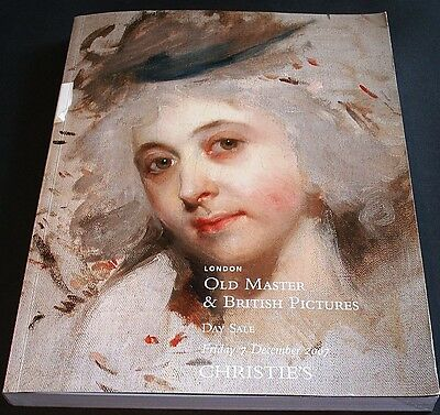 OLD MASTER PAINTINGS: Christie's gr. Wälzer London 07 +results