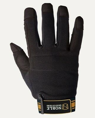(X-Small, Black) - Noble Outfitters Outrider Glove. Delivery is Free