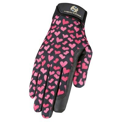 (5, Hearts) - Heritage Performance Glove. Heritage Products. Best Price