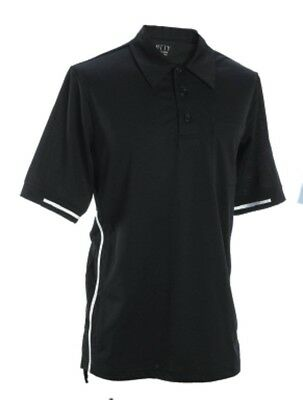 (X-Large) - Smitty Pro Style Black Umpire Shirt. Smittybilt. Shipping Included
