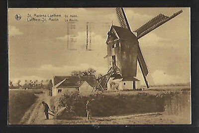 SINT MARTENS LATEM - De Molen - Le Moulin - The Windmill