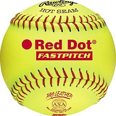 Rawlings Sporting Goods 30cm ASA NFHS Softball PX2RYLAH. Delivery is Free