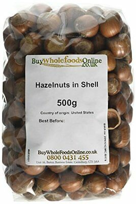 Buy Whole Foods Hazelnuts in Shell 500 g