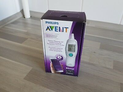 PHILIPS Avent SCH 740/86 Fieberthermometer mit Bluetooth