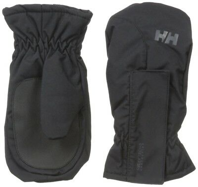 (6, Black) - Helly Hansen K Padded Mittens – Mittens Unisex. Shipping Included