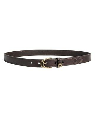 (X-Large, Havana) - Noble Outfitters Equus Charm Belt. Brand New