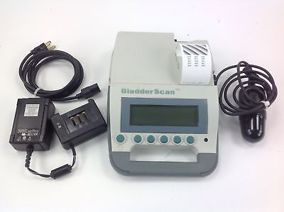 Verathon Bladder Scanner BVI 3000 with Probe, Battery and Charger - Tested!