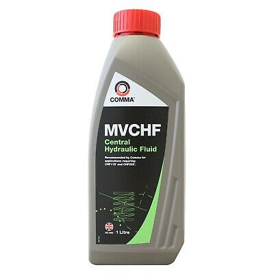 Comma MVCHF - Central Hydraulic Fluid - 1 Litre