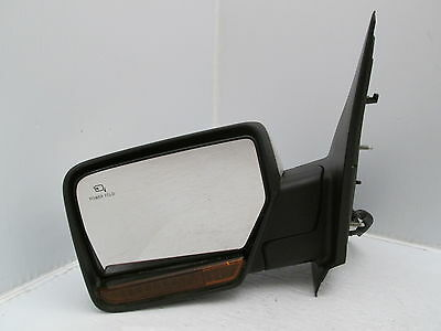 FORD EXPEDITION / LINCOLN NAVIGATOR Left Driver side Mirror 07 08 09 10 11 OEM