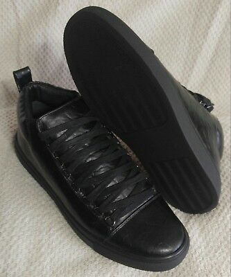 Men's Beverly Hills Polo Club Black Dress Shoes Size 9