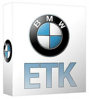 New Bmw ETK + price list 2017/08 BMW electronic parts catalogue