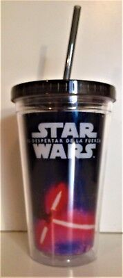 Star Wars The Force Awakens Mexico Movie Theater Exclusive Kylo Ren Cup