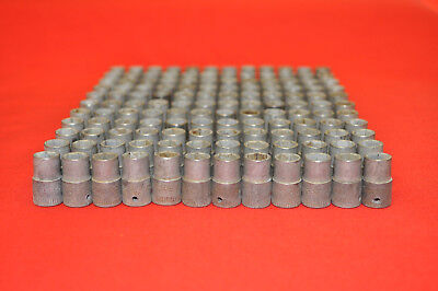 """Lot of 132 Vintage Snap-On 9/32"""" Drive 5/16""""  Six Point Sockets M-10"""