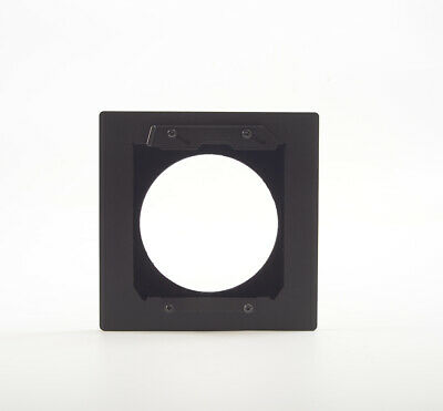 Luland Produced Sinar 140mm to  Linhof 99X96mm Lens  board adapter