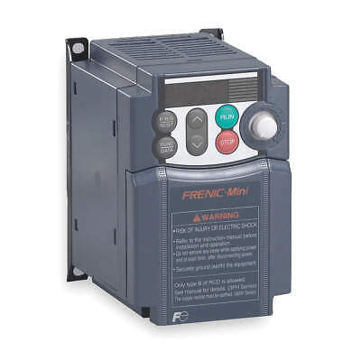Variable Frequency Drive,3 Max. HP,1 Input Phase AC,240VAC Input Voltage