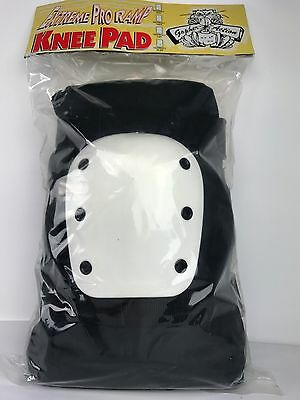 Go4 Extreme Ramp Knee Pads SIZE XL Protective Gear Bike Bicycle Skate Skateboard