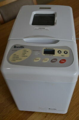 Bread Maker Machine Breville Loaf Making Bench Top Automatic