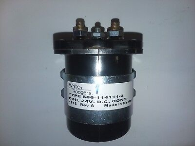 New 72-501-41 Solenoid ISO Contactor 24 volt Taylor Dunn